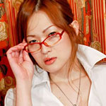Maria3.  Dressed like a sassy school teacher, Maria\'s keeping you after school for being a bad little boy