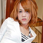 Yuna5. Slim adorable ladyboy Yuna from Japan
